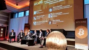 Inside Bitcoins Konferenz in London