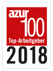 azur100: Top Employer for Lawyers 2018
