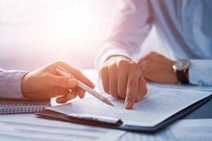 Pflichtangaben in der Geschäftskorrespondenz