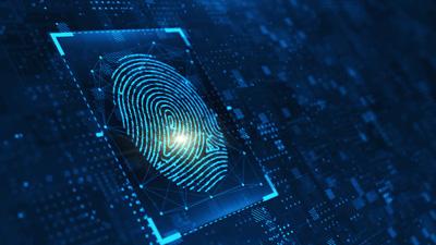 Anwalt: Fingerabdruck und Datenschutz