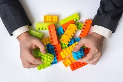 Intellectual Property: Lego schützt Bausets vor Nachahmern in China