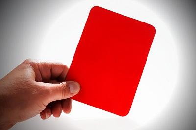 Rote Karte für die AOK
