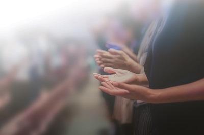Gottesdienst während Corona