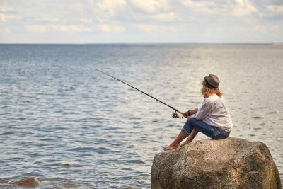 Gleichberechtigung im Verein: Frauen dürfen mitfischen